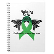 Suicide Prevention Awareness Semicolon Warrior Notebook