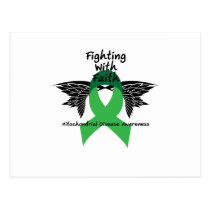 Suicide Prevention Awareness Semicolon Warrior Postcard