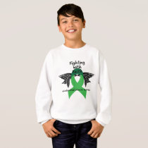 Suicide Prevention Awareness Semicolon Warrior Sweatshirt