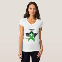 Suicide Prevention Awareness Semicolon Warrior T-Shirt