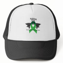 Suicide Prevention Awareness Semicolon Warrior Trucker Hat