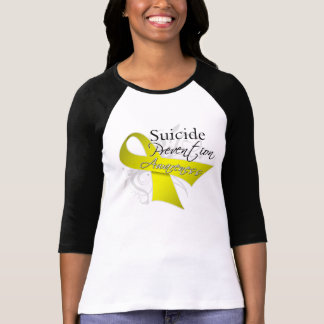 Suicide Prevention Awareness T Shirt