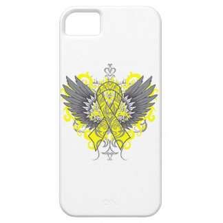 Suicide Prevention Awareness Wings iPhone 5 Cases