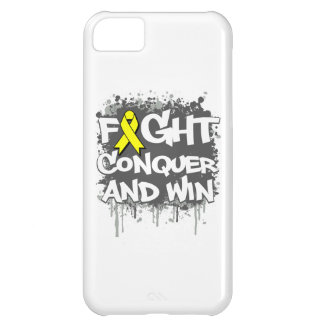 Suicide Prevention Fight Conquer and Win iPhone 5C Cases