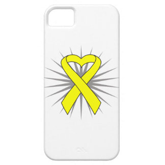 Suicide Prevention Heart Awareness Ribbon iPhone 5 Covers