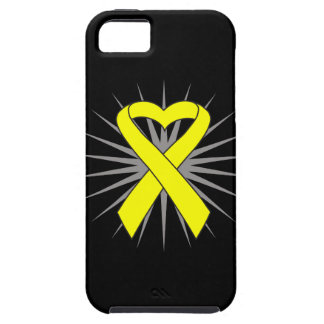 Suicide Prevention Heart Awareness Ribbon iPhone 5 Cover