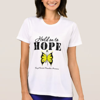 Suicide Prevention Hold On To Hope T Shirts