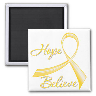 Suicide Prevention - Hope Believe Magnets