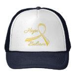Suicide Prevention - Hope Believe Trucker Hat