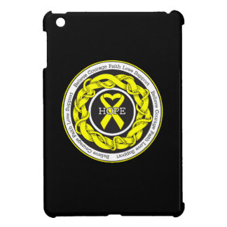 Suicide Prevention Hope Intertwined Ribbon Case For The iPad Mini
