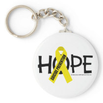 Suicide Prevention Hope Keychain