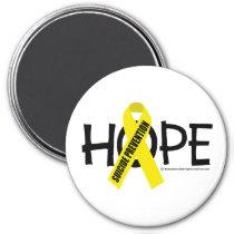 Suicide Prevention Hope Magnet