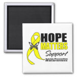 Suicide Prevention Hope Matters Magnets