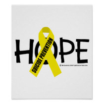 Suicide Prevention Hope Poster