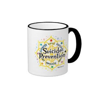 Suicide Prevention Lotus Ringer Mug