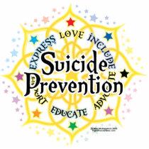 Suicide Prevention Lotus Statuette