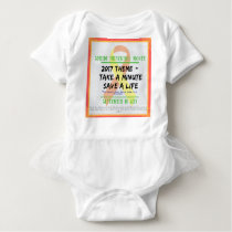 Suicide Prevention Month 2017 Baby Bodysuit