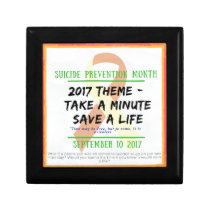 Suicide Prevention Month 2017 Gift Box