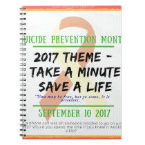 Suicide Prevention Month 2017 Notebook