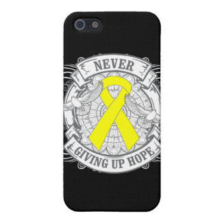 Suicide Prevention Never Giving Up Hope iPhone 5 Cover