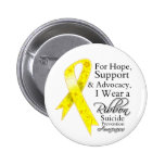 Suicide Prevention Support Hope Awareness 2 Inch Round Button
