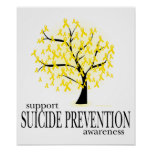 Suicide Prevention Tree Posters