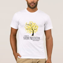 Suicide Prevention Tree T-Shirt