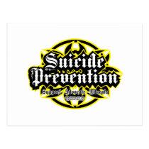 Suicide Prevention Tribal Postcard