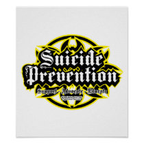 Suicide Prevention Tribal Poster