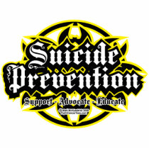 Suicide Prevention Tribal Statuette