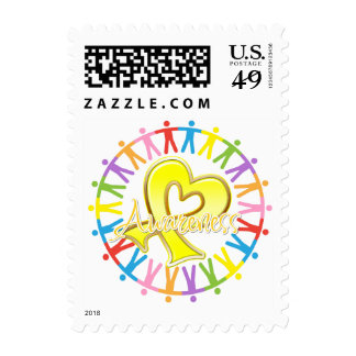 Suicide Prevention Unite in Awareness Stamp