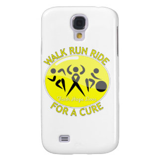 Suicide Prevention Walk Run Ride For A Cure Samsung Galaxy S4 Case