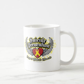 Suicide Prevention Wings Coffee Mug