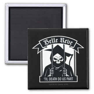 Suicide Squad   Belle Reve Reaper Graphic Magnet