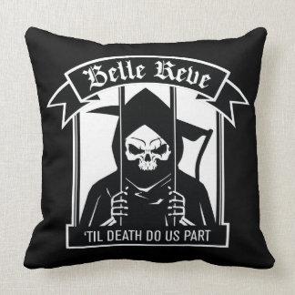 Suicide Squad   Belle Reve Reaper Graphic Throw Pillow