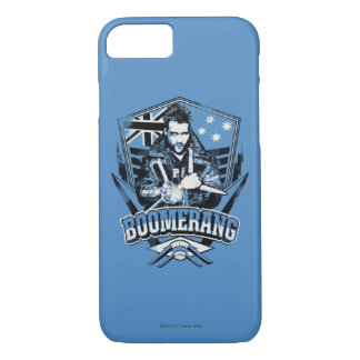 Suicide Squad | Boomerang Badge iPhone 7 Case
