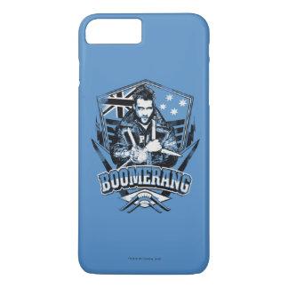 Suicide Squad | Boomerang Badge iPhone 7 Plus Case