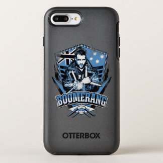 Suicide Squad | Boomerang Badge OtterBox Symmetry iPhone 7 Plus Case