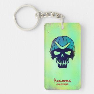 Suicide Squad | Boomerang Head Icon Keychain