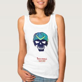 Suicide Squad | Boomerang Head Icon Tank Top