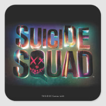 suicide squad, task force x, suicide squad logo, suicide squad emblem, suicide squad icon, dc comics, Sticker with custom graphic design