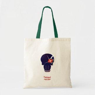 Suicide Squad | Deadshot Head Icon Tote Bag