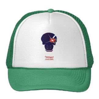 Suicide Squad   Deadshot Head Icon Trucker Hat