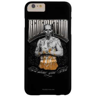 "Suicide Squad | El Diablo ""Redemption"" Tattoo Barely There iPhone 6 Plus Case"