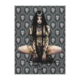 Suicide Squad | Enchantress Canvas Print