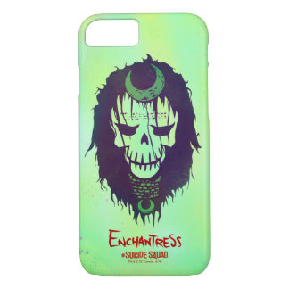 Suicide Squad | Enchantress Head Icon iPhone 7 Case
