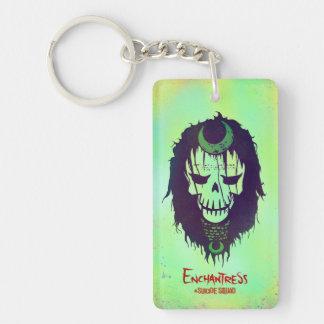 Suicide Squad | Enchantress Head Icon Keychain