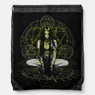 Suicide Squad | Enchantress Magic Circles Drawstring Backpack