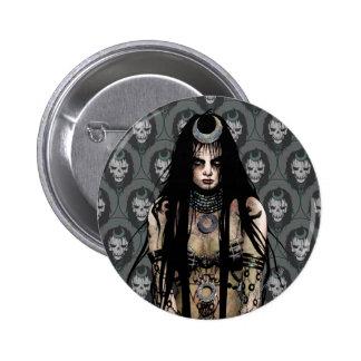 Suicide Squad | Enchantress Pinback Button