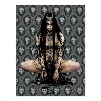 Suicide Squad   Enchantress Postcard